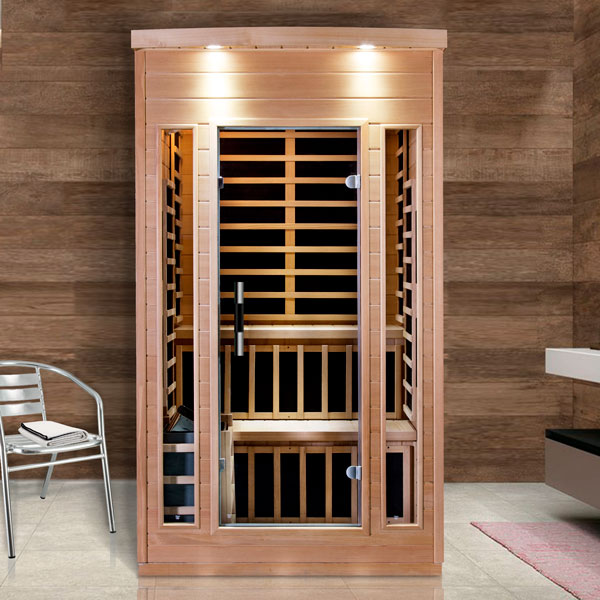 Kombinovaná sauna Helsinki Extra