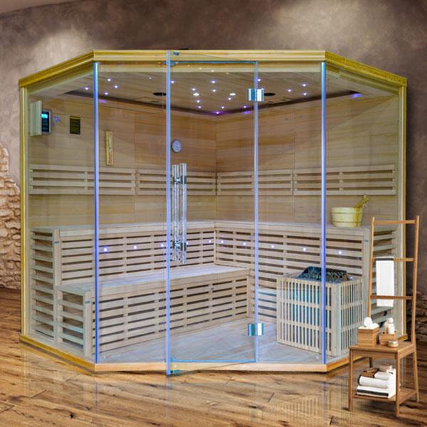 Fínská sauna Luxury Bratislava