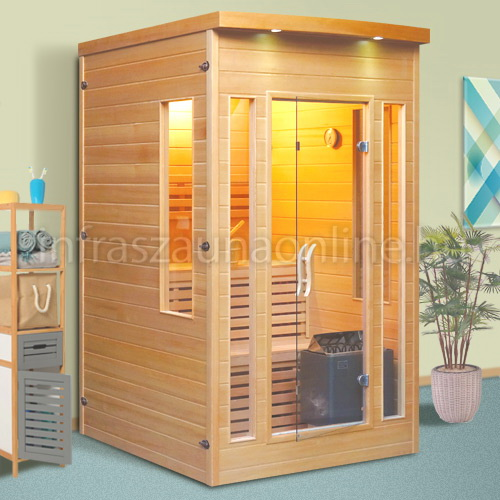 Fínska sauna Helsinki Extra