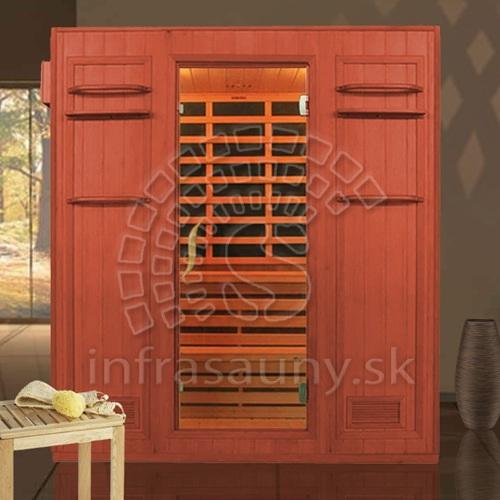 Kombinovaná sauna Fernie