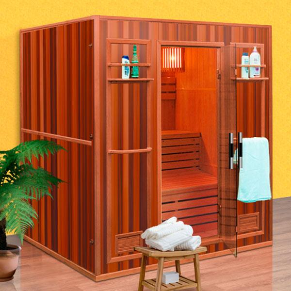 Finská sauna Fernie